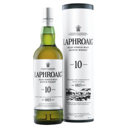 Laphroaig 10 Years Single...