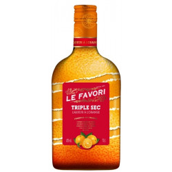 Le Favori Triple Sec Likeur...