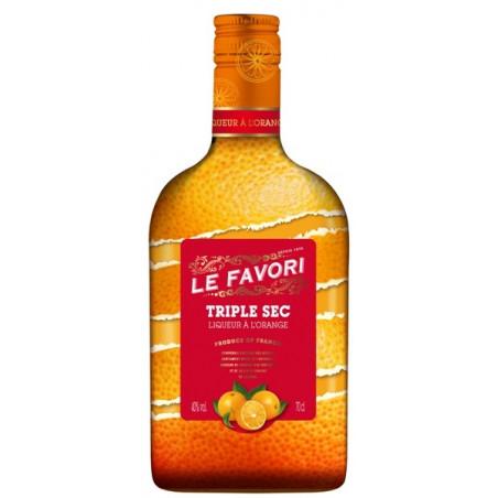 Le Favori Triple Sec Likeur 70CL