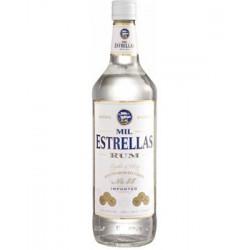 Mil Estrellas Witte Rum 100CL