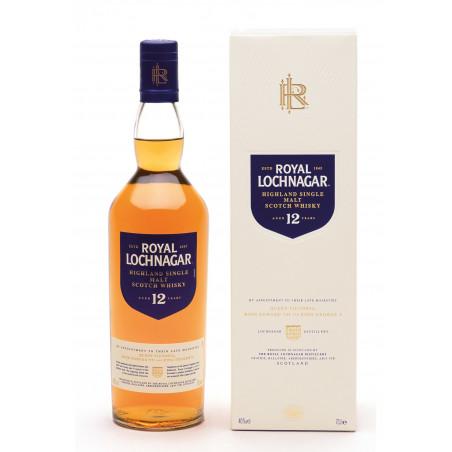Royal Lochnagar Whisky 12 Years 70CL