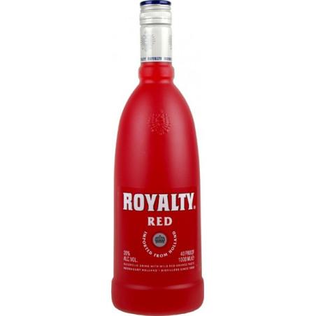 Royalty Vodka Red 70CL