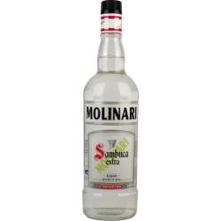 Sambuca Molinari Likeur 100CL