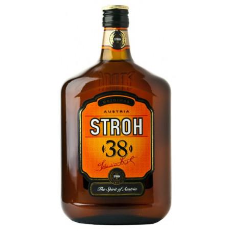 Stroh Rum 38% 70CL