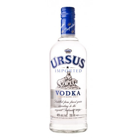 Ursus Blue Vodka 100CL