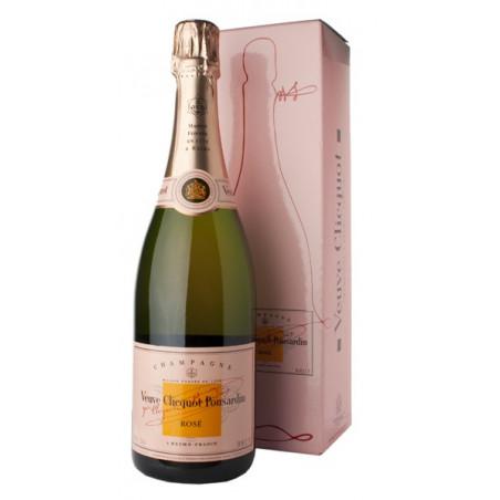 Veuve Clicquot Rose Champagne 75CL