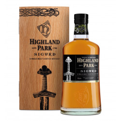Highland Park Sigurd Single Malt Whisky 70CL