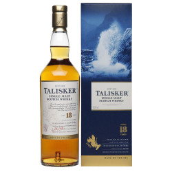 Talisker 18 Years Single Malt Whisky 70CL