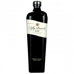 Fifty Pounds Gin 70CL