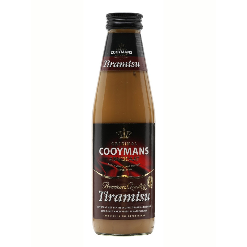 Cooymans Tiramisu Advocaat 50CL