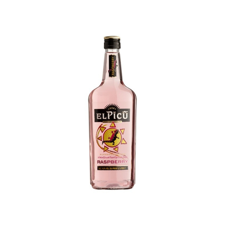 El Picu Raspberry 70CL