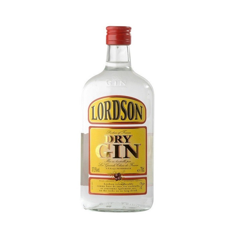 Lordson Dry Gin 70CL