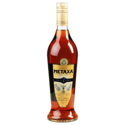 Metaxa 7* Brandy 70CL
