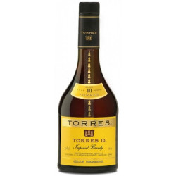 Torres Brandy 10 years 70CL