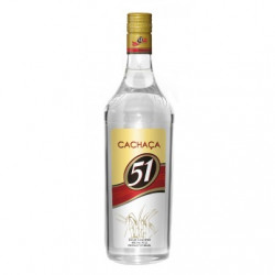 Cachaca 51 Pirassununga Likeur 100CL