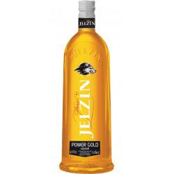 Jelzin Power Gold Vodka 70CL