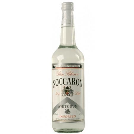 Soccaron White Rum 70CL