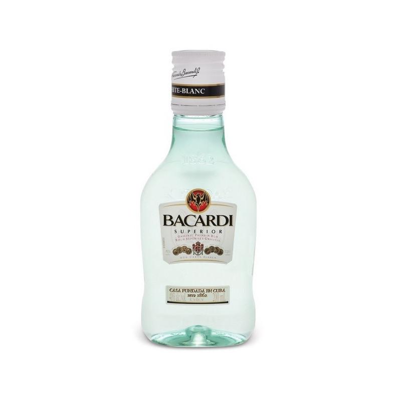 Bacardi Carta Blanca Rum Mini 20CL