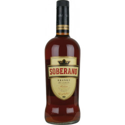 Soberano Brandy  100CL