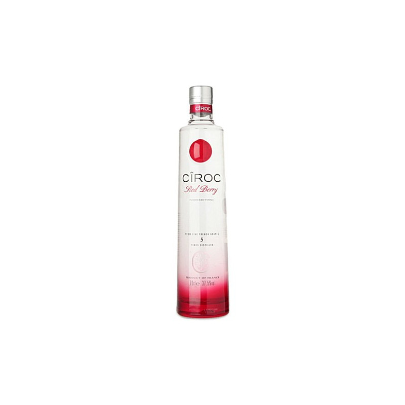 Ciroc Red Berry Vodka 70CL