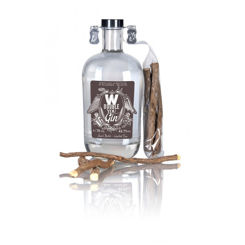 Wilderen Double You Gin 70CL