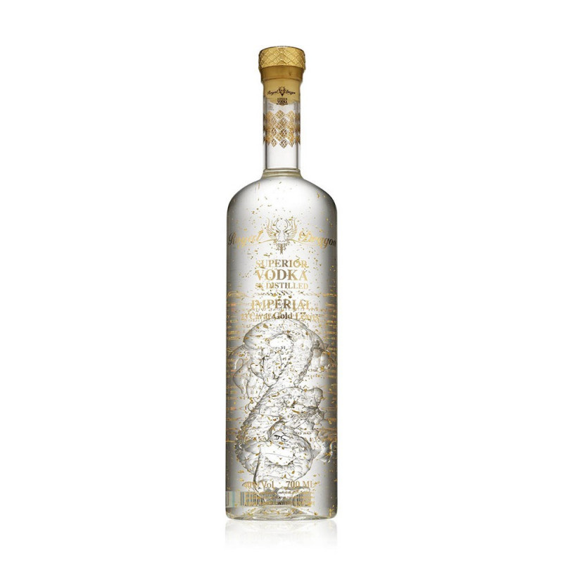 Royal Dragon Imperial Vodka 70CL