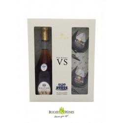 Gautier VS Cognac 70CL + 2 Glazen