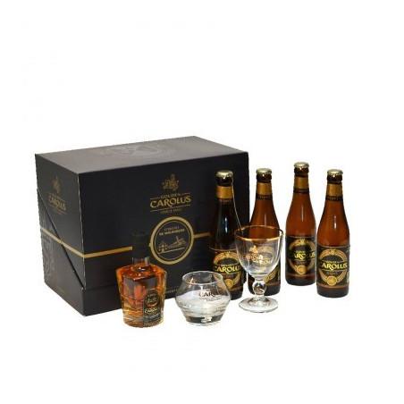 Gouden Carolus Discovery Box 20CL / 4x 33CL