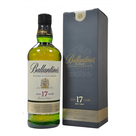 Ballantine's Whisky 17 Years 70CL