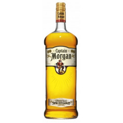 Captain Morgan Spiced Rum...