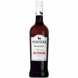 Osborne Medium Sherry 75CL