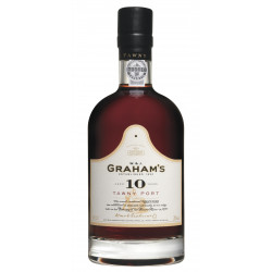Graham's 10 Years Tawny Port 75CL