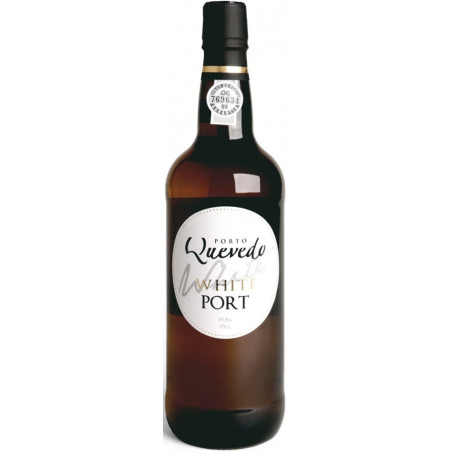 Quevedo White Port 75CL