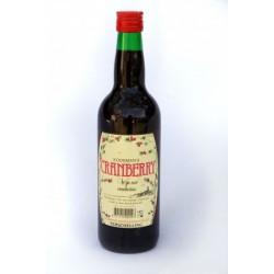 Cranberrywijn Kooijman's Terschelling 75CL