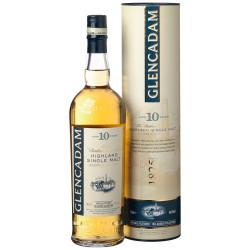 Glencadam 10 Years Single Malt Whisky 100CL