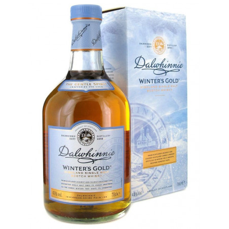 Dalwhinnie Winter's Gold Single Malt Whisky 70CL