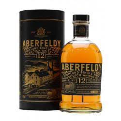 Aberfeldy 12 Years Single Malt Whisky 70CL