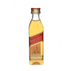 Johnnie Walker Red Label Miniatuur 12 x 5CL