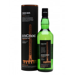 AnCnoc Whisky Rascan Limited Reserve 70CL