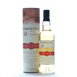 Tomintoul 14 Years Single Malt Whisky 70CL
