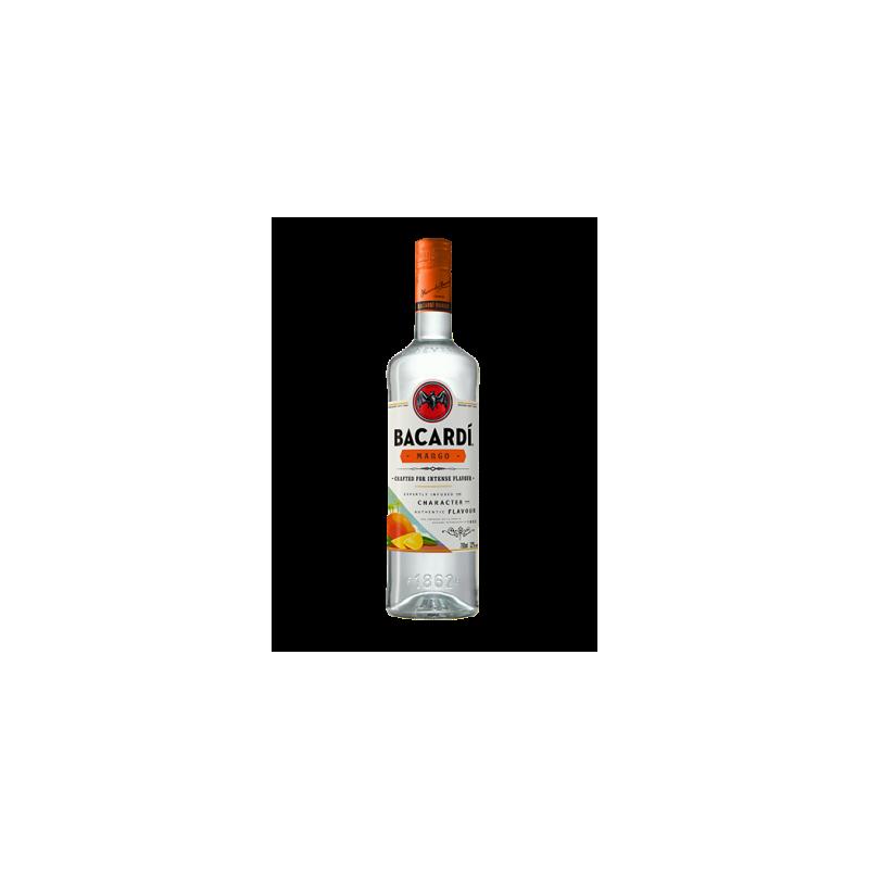 Bacardi Mango Fusion Rum 70CL