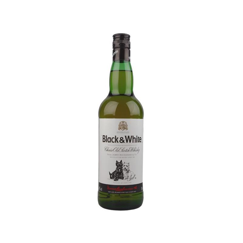Black & White Whisky 100CL