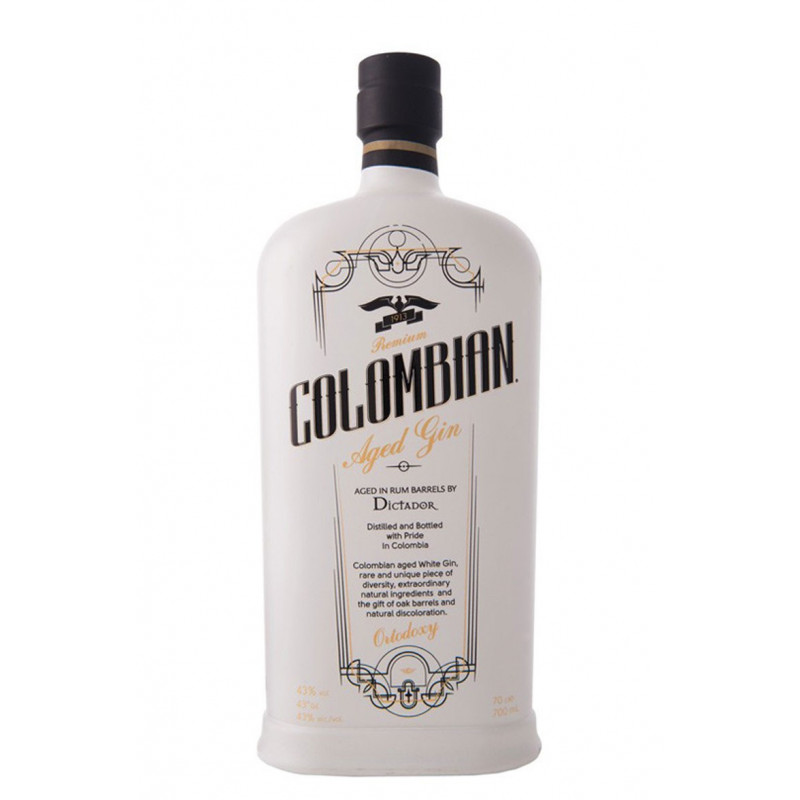 Colombian Aged Gin 70CL