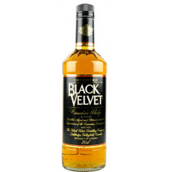 Black Velvet Canadian Whisky 70CL
