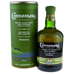 Connemara Whiskey Peated Single Malt Irish 70CL