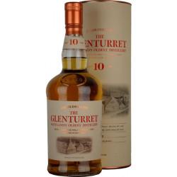 Glenturret Whisky 10 Years 70CL