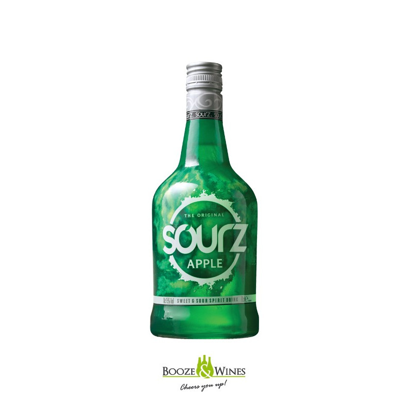 Sourz Apple Likeur 70CL