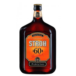 Stroh Rum 60% 70CL