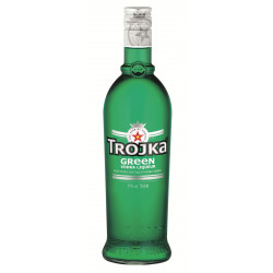 Trojka Green Vodka Likeur 70CL