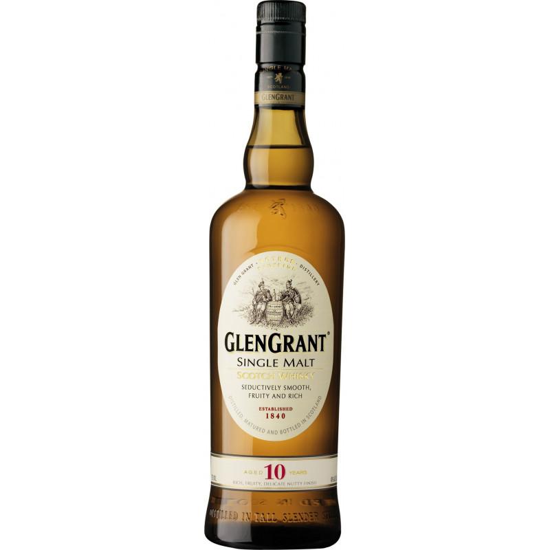 Glen Grant 10 Years Single Malt Whisky 100CL